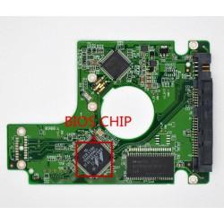 PCB WD 2060-701499-000 REV A