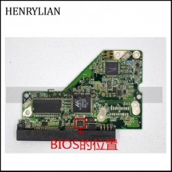 PCB Western Digital 2060-701477-000