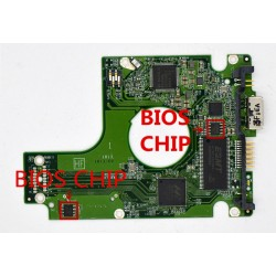 PCB WD 2060-771961-000 REV P1