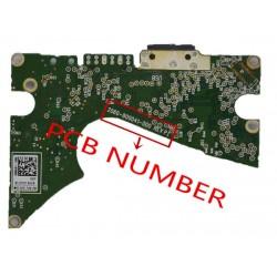 PCB WD 2060-800041-000 REV P1