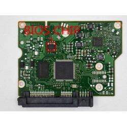 PCB Seagate 100687658 REV C