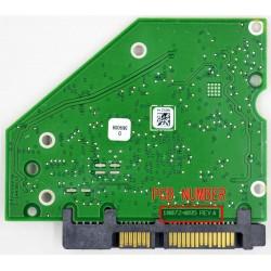 PCB Seagate 100724095 REV A