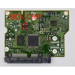 PCB Seagate 100717520 REV B