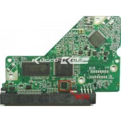 PCB WD  2060-771824-003 REV A