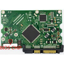 PCB Seagate 100406533 REV A