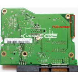 PCB WD 2060-771624-003 REV A