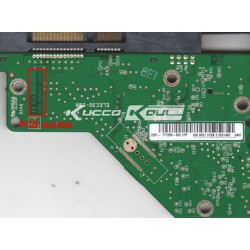 PCB WD  2060-771668-000 REV P1