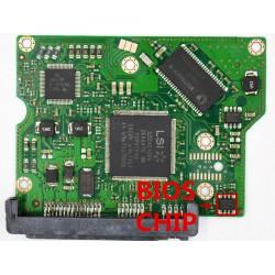 PCB Seagate 100473090  REV A