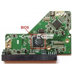 PCB WD 2060-771577-001 REV A
