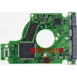 PCB Seagate 100484444  REV A