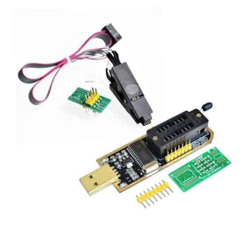Mini programmer CH341A